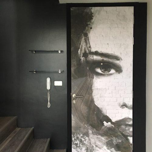 door cover design