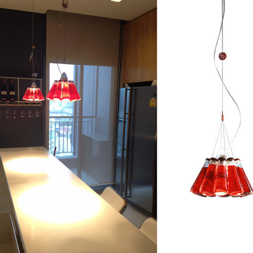 Campary lamp by Ingo Maurer
