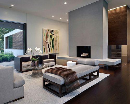New design project in the interior design world