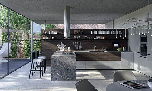Designing the kitchen in the interior design world