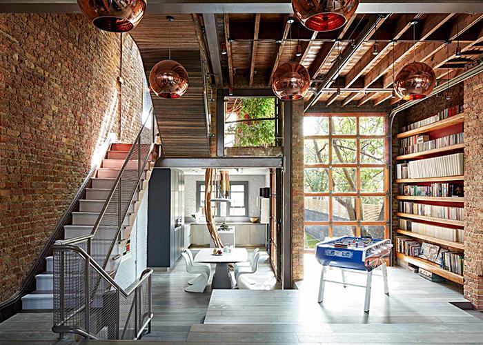 The Interior design world