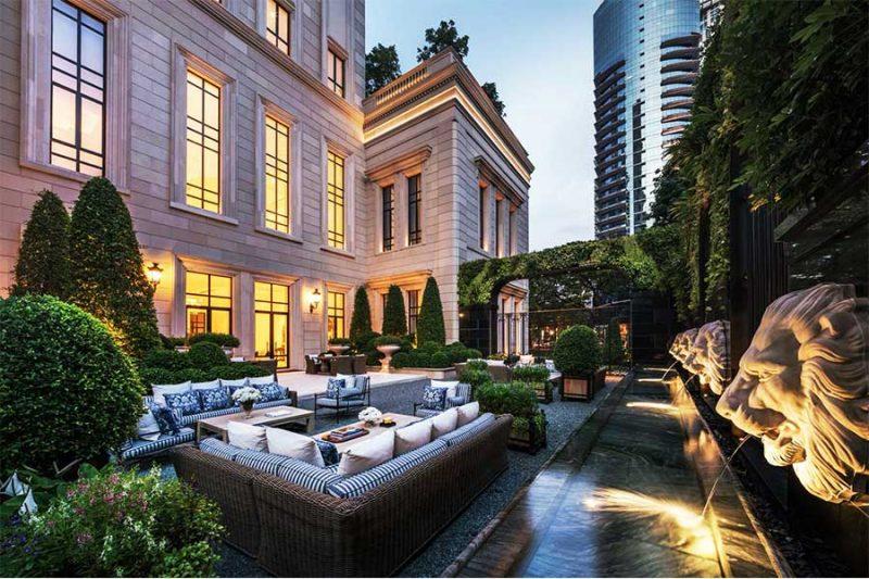 Vertical garden Bangkok