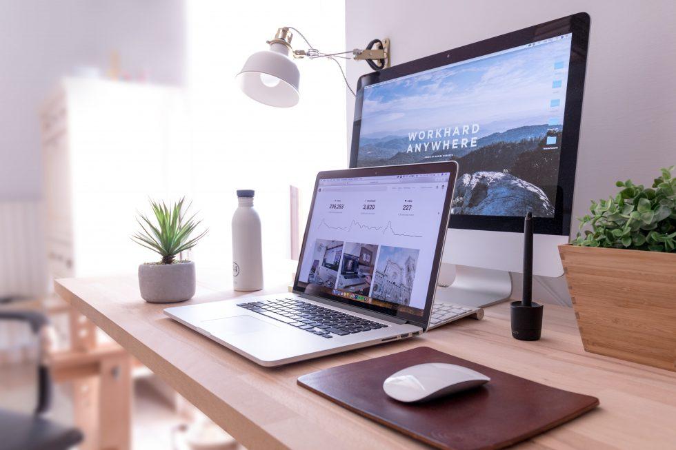 Working remotely as interior designer