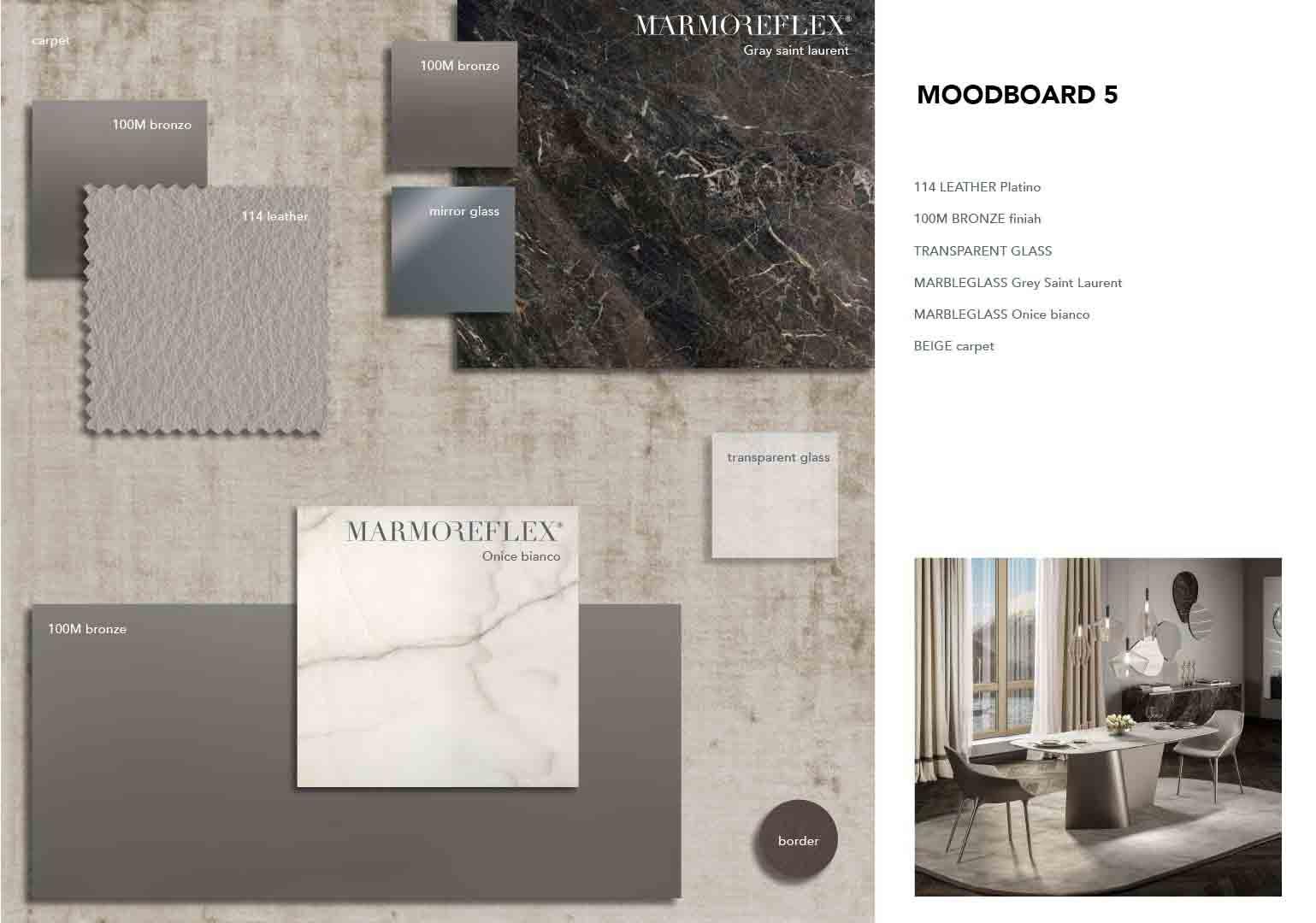 How create a mood board interior design
