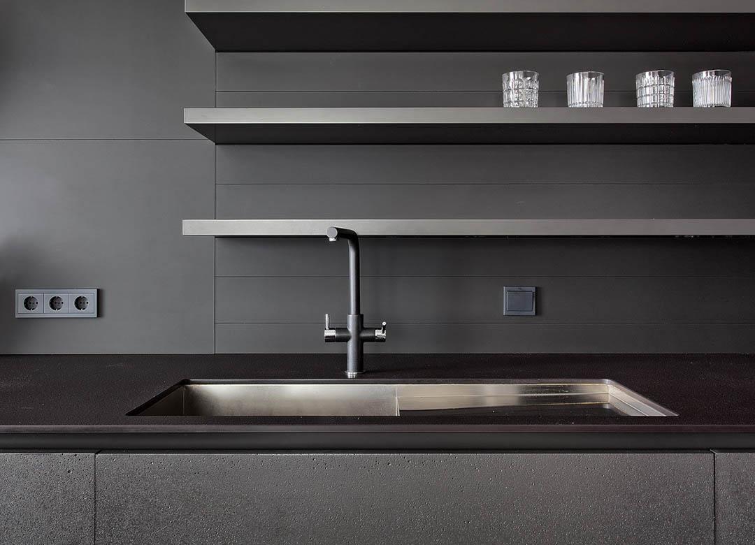 Undermount sink | Elementi Interiors