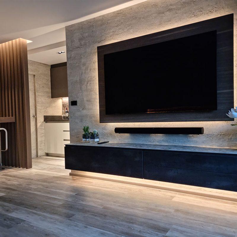 Interior Design Bangkok   Elementi Interiors   Living room 1