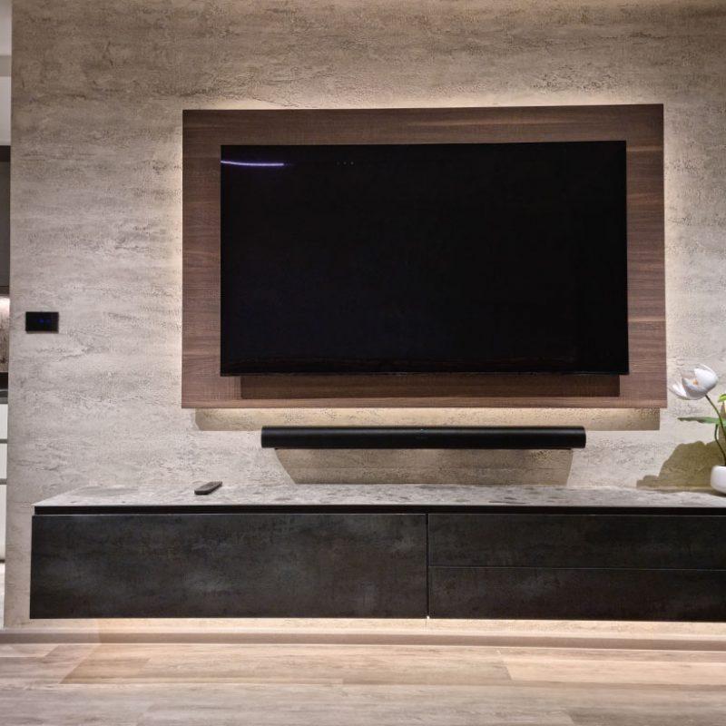 Interior Design Bangkok   Elementi Interiors   TV room 1